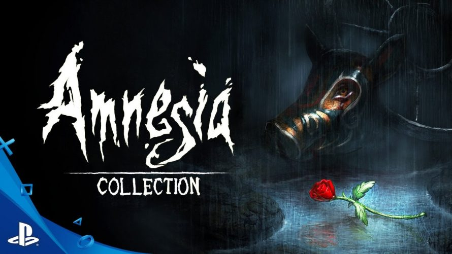 Amnesia: Collection ne sera pas upgradé pour la PS4 Pro