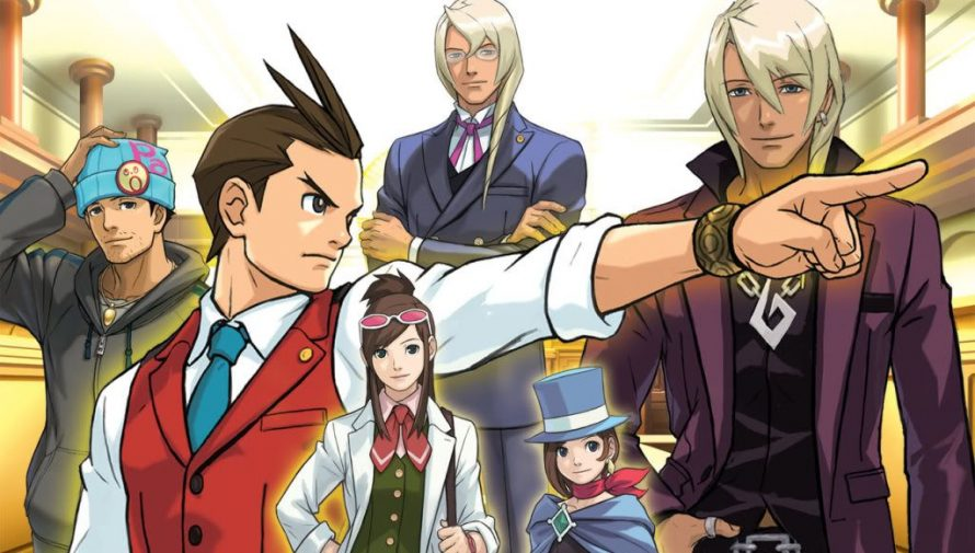 Ace Attorney Apollo Justice trouve une date sur iOS et Android