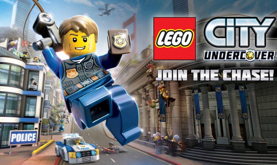 LEGO City Undercover se (re)lance en vidéo