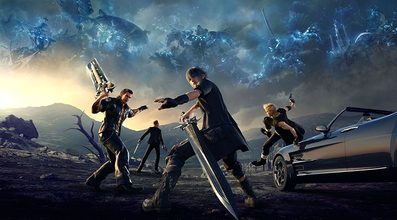 Final Fantasy XV: Royal Edition listé, en route vers la version GOTY ?