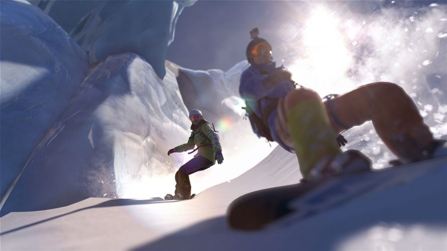 Steep dévoile son Season Pass