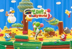 TEST Poochy & Yoshi's Woolly World - Une histoire coton sur 3DS