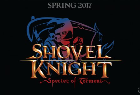 Shovel Knight: Specter of Tourment à la fin de son développement