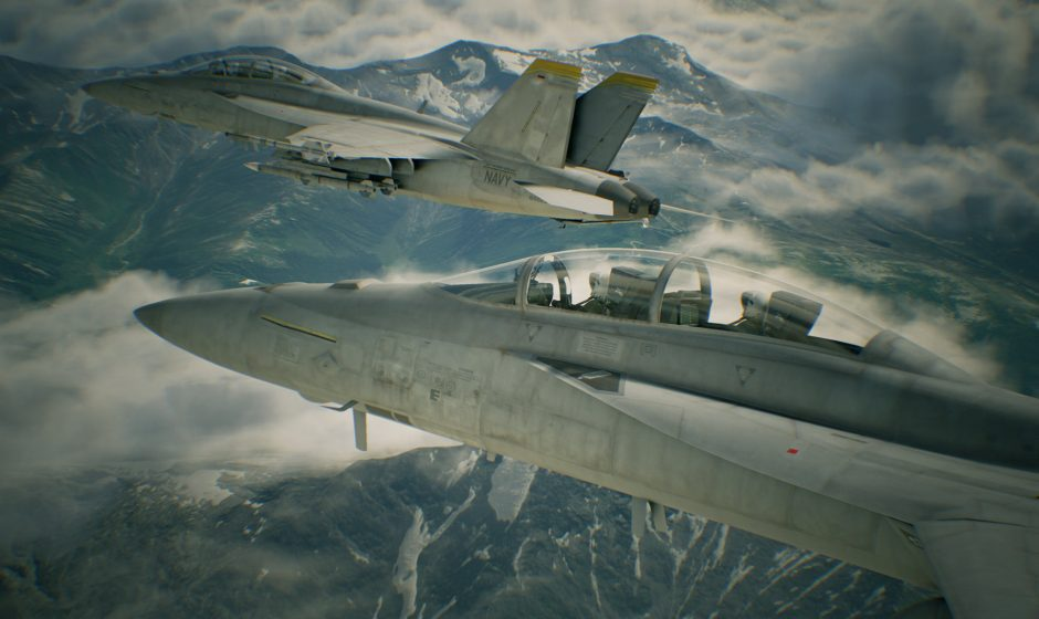 Ace Combat 7: Skies Unknown fait décoller un trailer