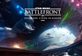 Star Wars Battlefront Rogue One: X-Wing VR Mission est disponible