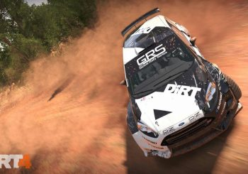 DiRT 4 officiellement annoncé par Codemasters