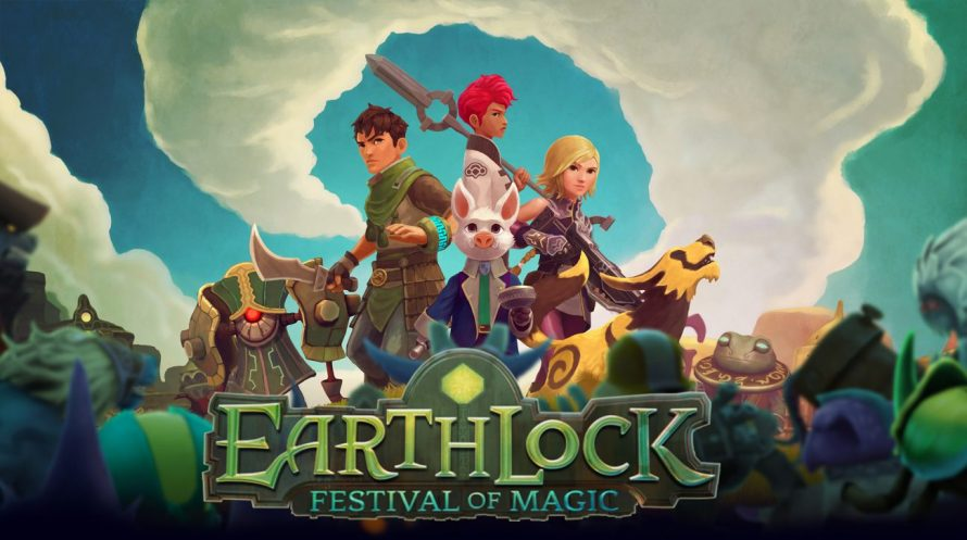Le RPG Earthlock: Festival of Magic daté sur PS4