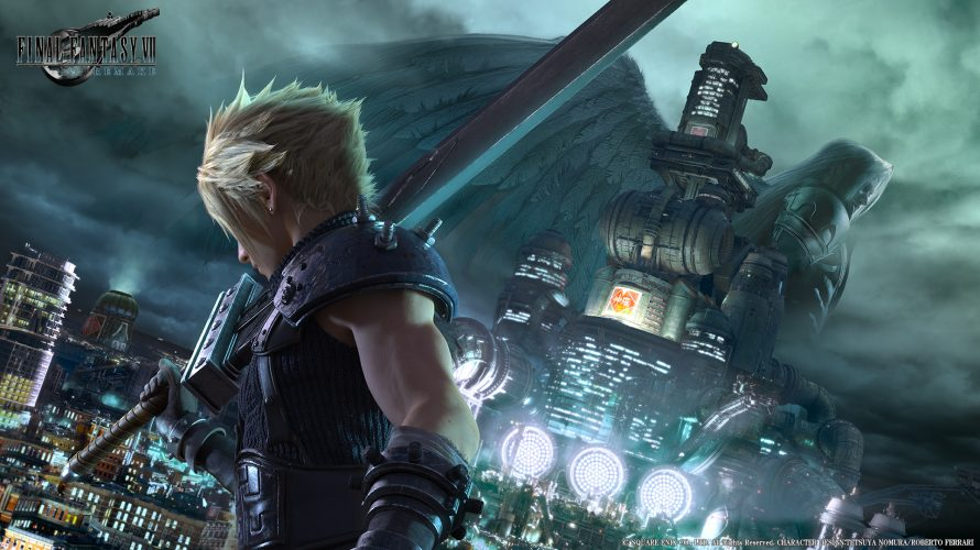 Square Enix embauche pour Final Fantasy VII Remake
