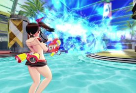 Senran Kagura: Peach Beach Splash s'illustre en vidéo