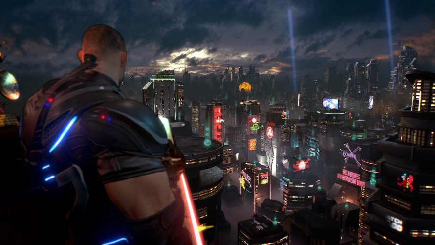 Crackdown 3 disposera de la fonction Xbox Play Anywhere