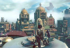 TEST Gravity Rush 2 - La tête à l'envers