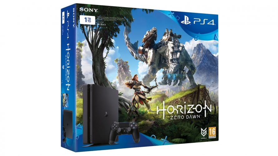 Un bundle PS4 1To pour Horizon Zero Dawn