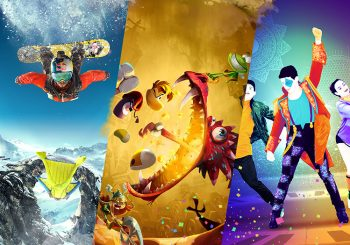 Ubisoft offre Rayman, Just Dance et Steep à la Nintendo Switch