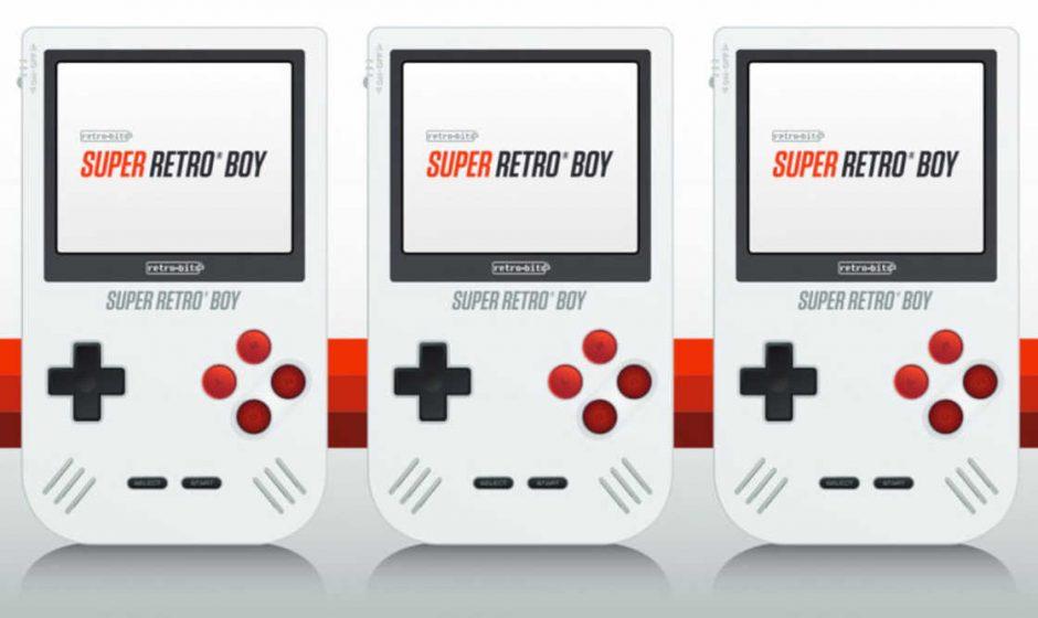 Super Retro Boy et RetroN 5, le rétro à l'honneur au CES 2017