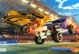 Rocket League : Des DLC Hot Weels en approche