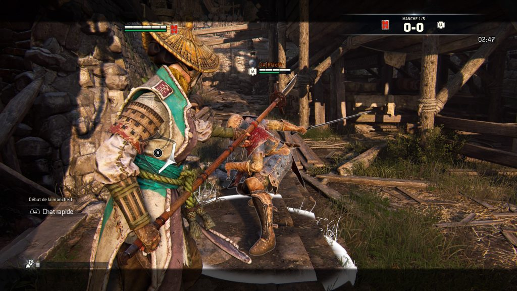 For Honor gameplay 2