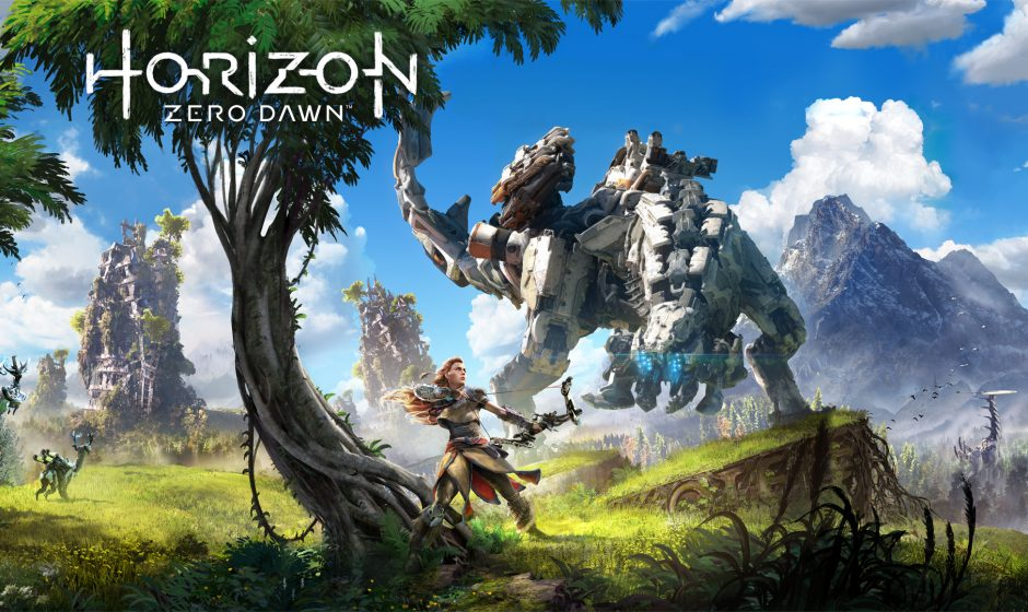 Horizon Zero Dawn reçoit le patch 1.10