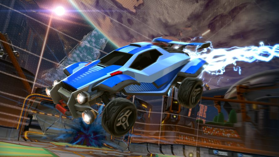 Rocket League aura droit à un patch pour la PS4 Pro