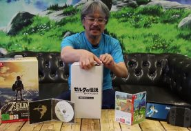 Un unboxing de l'édition limitée de The Legend of Zelda: Breath of the Wild