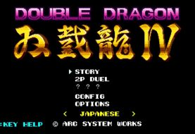 Double Dragon IV officiellement annoncé sur Nintendo Switch
