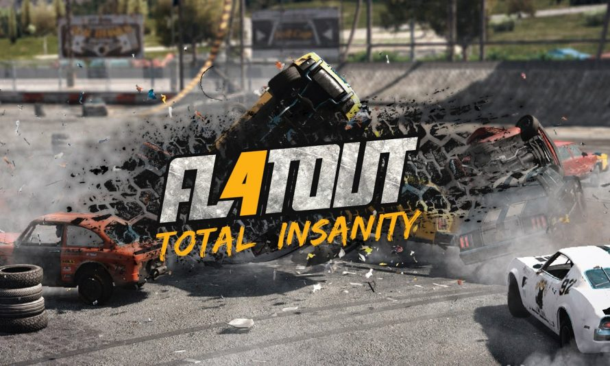 Un premier trailer de gameplay pour FlatOut 4: Total Insanity