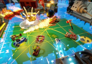 Micro Machines World Series dévoile son mode Bataille