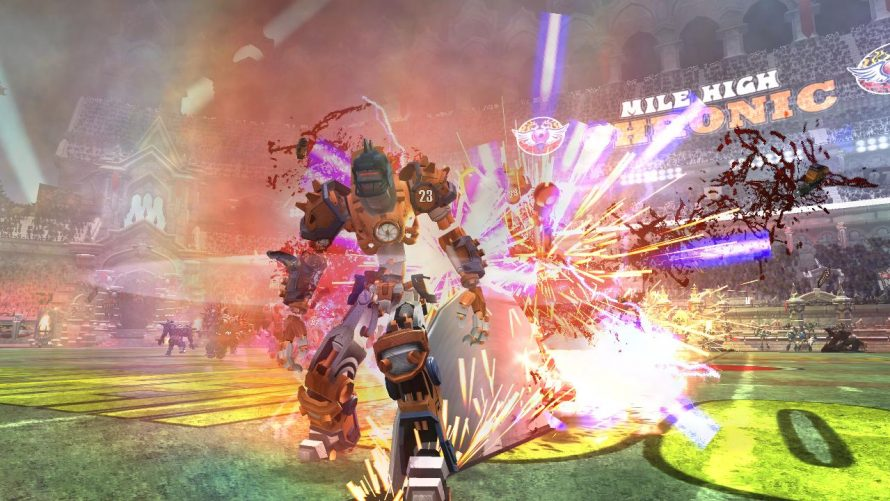 La licence Mutant Football League de retour sur PC, PS4 et Xbox One