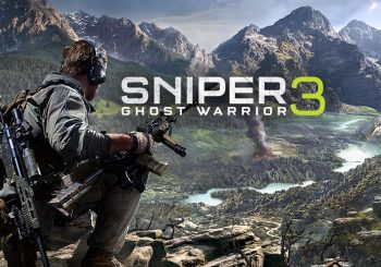 Nouveau trailer de gameplay pour Sniper Ghost Warrior 3