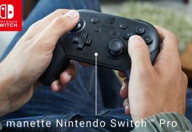La manette Pro de la Switch est compatible PC