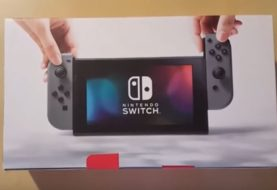 Nintendo Switch : Unboxing et interface de la console en vidéo