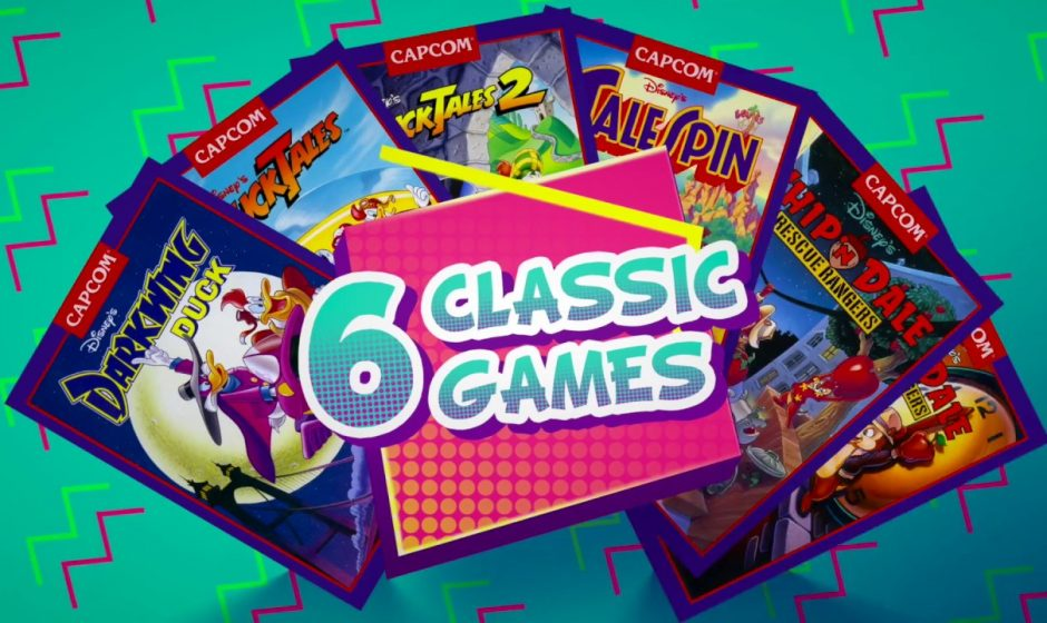 The Disney Afternoon Collection se lance en vidéo