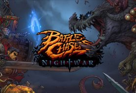 Battle Chasers: Nightwar annoncé sur Switch
