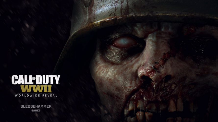 Un premier visuel pour le mode zombies de Call of Duty: WWII