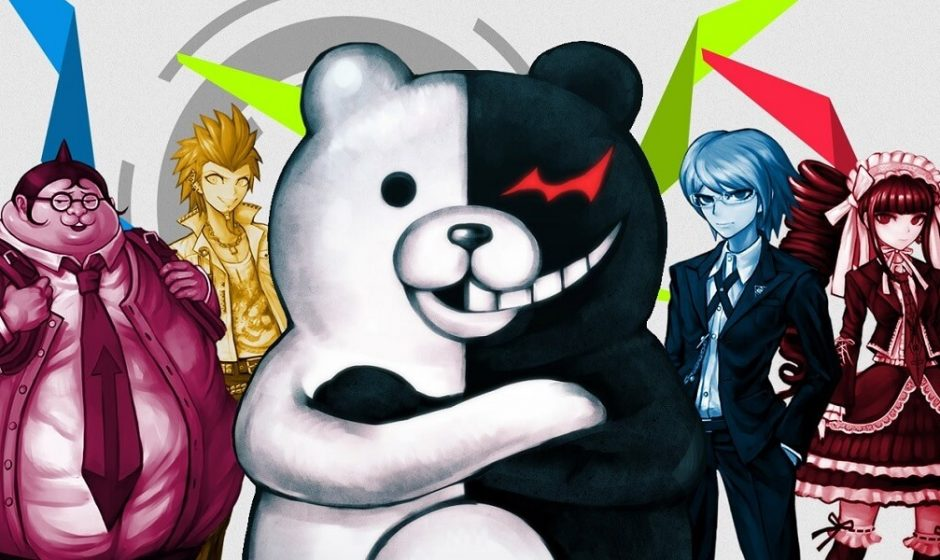TEST | DanganRonpa 1.2 Reload - Back to school