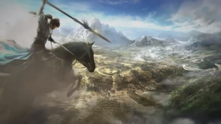 Dynasty Warriors 9 sera bien exclusif à la PS4