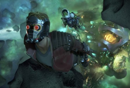TEST Marvel's Guardians of the Galaxy: The Telltale Series - Au Fond du Gouffre