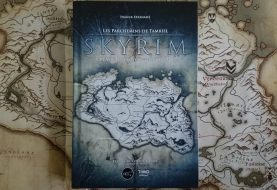 [ON A LU] Les Parchemins de Tamriel : Skyrim - Third Éditions