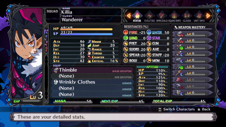 Disgaea 5 Complete main character
