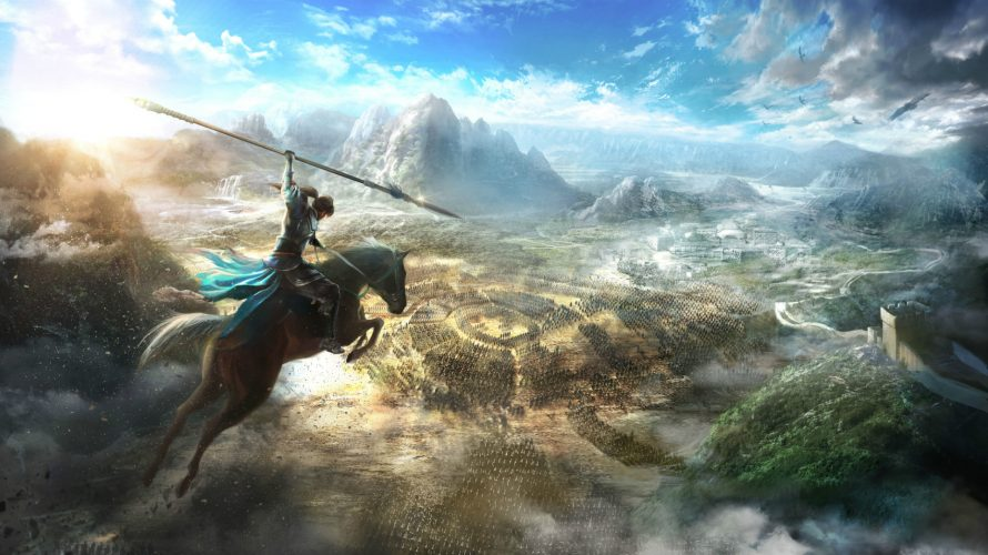 Six personnages de Dynasty Warriors 9 se dévoilent
