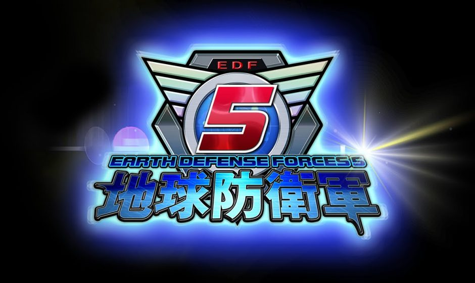 Earth Defense Forces 5 s'illustre à travers un nouveau trailer