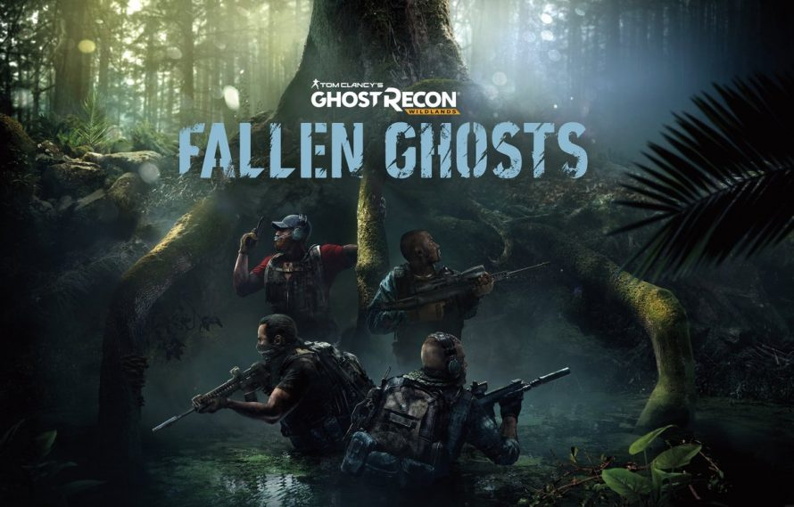 Ghost Recon Wildlands annonce son prochain DLC : Fallen Ghosts