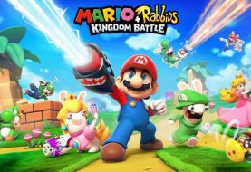 Du gameplay pour le mode coop de Mario + The Lapins Crétins Kingdom Battle