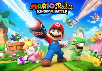 PREVIEW Mario + The Lapins Crétins Kingdom Battle