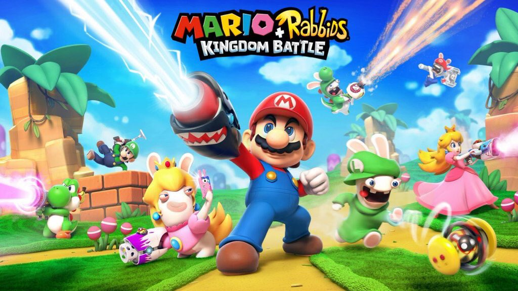 Mario + Rabbids Kingdom Battle se confirme