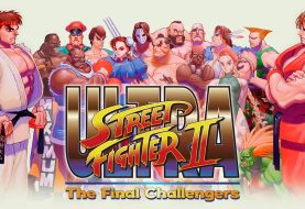 TEST Ultra Street Fighter II: The Final Challengers - Ça me rappelle quand j'étais Hado