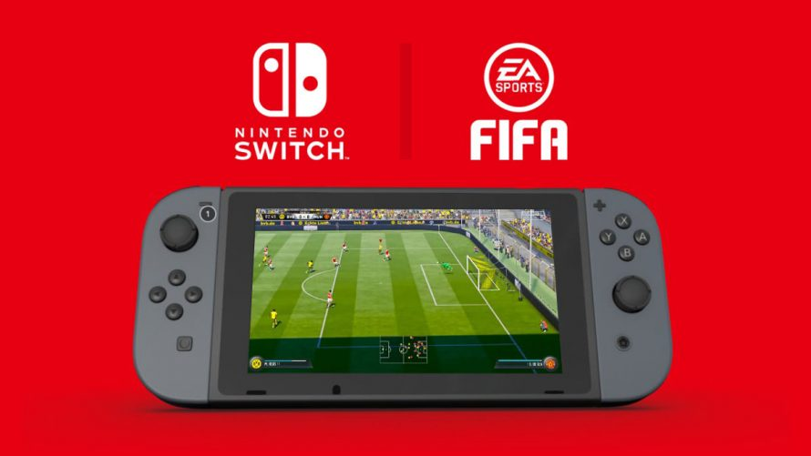 Pas de FIFA 18 sur Switch… mais plutôt EA SPORTS FIFA !