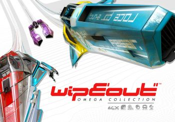 WipEout Omega Collection est passé gold !