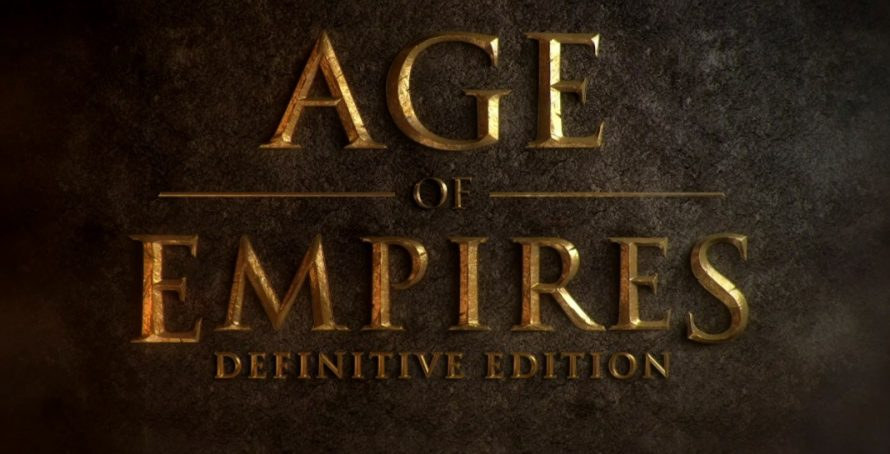 Age of Empires: Definitive Edition repoussé au dernier moment