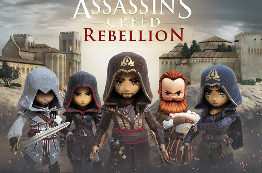 Assassin's Creed Rebellion annoncé sur iOS et Android