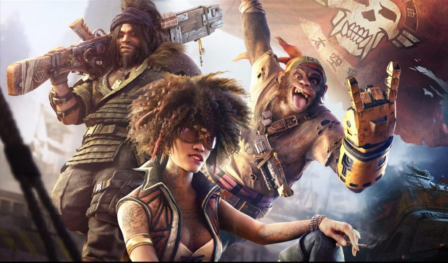 Une longue interview de Michel Ancel au sujet de Beyond Good and Evil 2